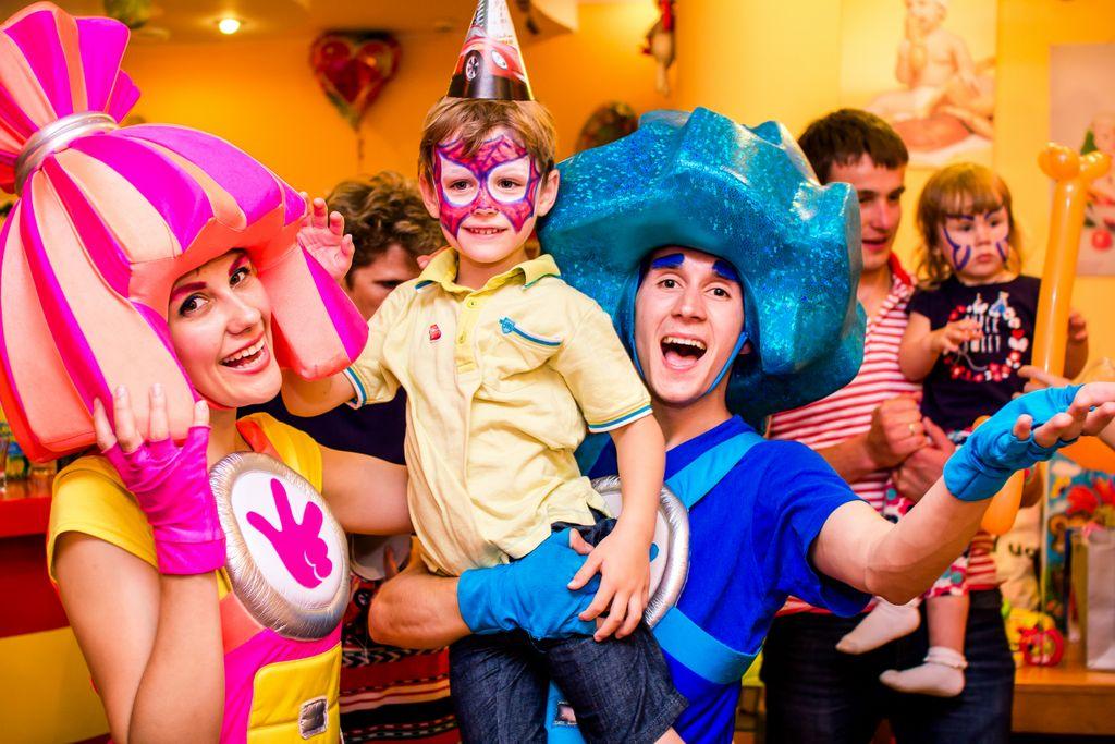 Студия детский праздник за 7 дней крио шоу на детский праздник цена