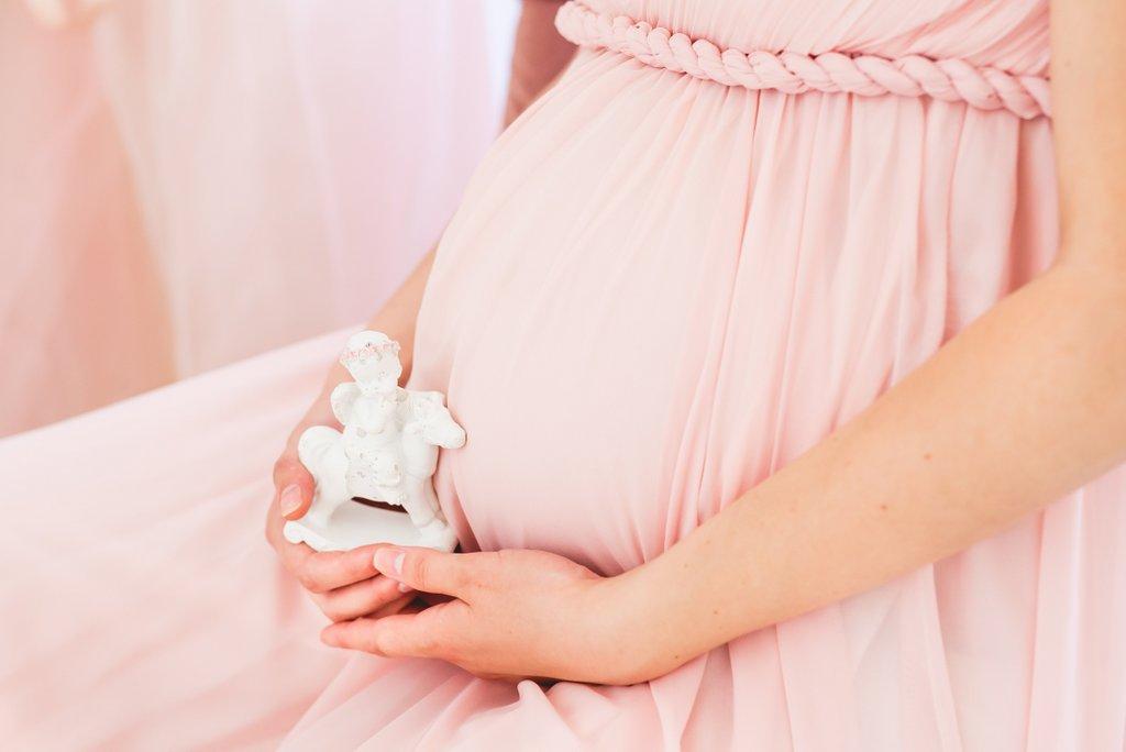Инвентарь для фотосессии беременных 69